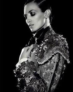 Nieves Álvarez #moda #toros #tauromaquia #modelo