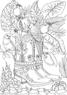 The Best Printable Adult Coloring Pages Printable Adult Coloring Pages, Cute Coloring Pages, Disney Coloring Pages, Mandala Coloring Pages, Animal Coloring Pages, Coloring Pages To Print, Coloring Sheets, Coloring Books, Coloring Pages For Adults
