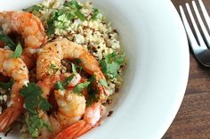 Spicy and flavorful, this spicy shrimp dish is one of the fastest and easiest dishes to make on a busy weeknight.