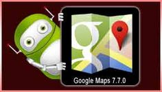 Download Google Maps for Android Mobile Phone - Download Latest Google Maps 7.7.0 APP APK file Download with Latest Update for Android Mobile Phone