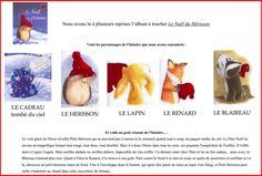 Le Noël de Hérisson December, Presentation, Albums, Recherche Google, School, Christmas, Badger, Fox, Rabbits