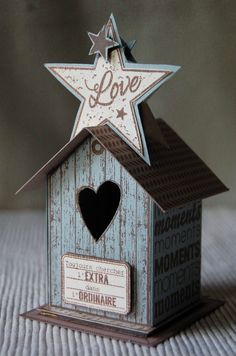 Petite maison et Tag bonheur