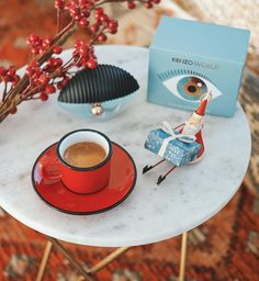 """(@coffeerem) on Instagram: """"Güne ve yeni haftaya güzel başlama kahvesi☀️#espresso ✨ sizin haftanız hangi kahve ile başladı?☕️…"""""""