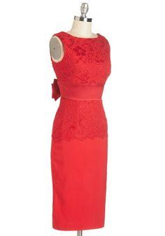 The Best is Fete to Come Dress   Mod Retro Vintage Dresses   ModCloth.com