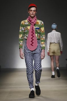 Yoshio Kubo / Moto Guo / Consistence Menswear Fall Winter 2017 Milan