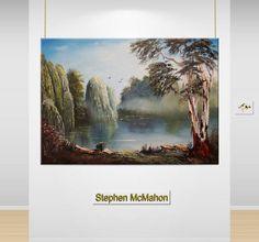 ARTIST: Stephen McMahon