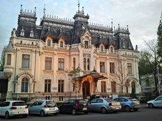 All things Europe — Kretzulescu Palace, Bucharest (by Ramona R***) Baroque Architecture, Classic Architecture, Beautiful Park, The Beautiful Country, Palace Of The Parliament, Capital Of Romania, Little Paris, Bucharest Romania, Europe