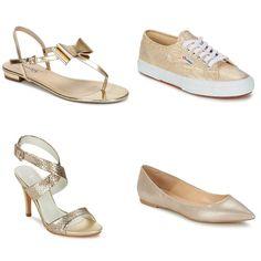 Todas las tendencias en zapatos y sandalias primavera-verano 2014 están en Spartoo (SORTEO)