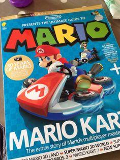 Mario special magazine