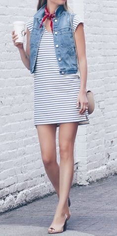 4th of July Outfit Ideas for Women and Weekend Sales 2017 July 4th Outfit Women, 4th Of July Outfits, Holiday Fashion, Holiday Outfits, Casual Summer Outfits, Stylish Outfits, Shirts For Girls, Dress To Impress, Casual Looks