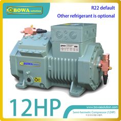 semi-hermetic compressor for heat pump VRV air conditioner replace bitzer and refcomp compressor Reciprocating Compressor, Refrigeration And Air Conditioning, Heat Pump, Van Life, Refrigerator, Cool Things To Buy, Home Appliances, The Unit, Conditioner