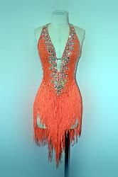 Rhythmic Rentals - Ballroom Dress Rental - Rhythm Latin Dresses