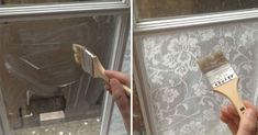 These Lace Windows are Gorgeous and an Easy DIY Project Any Renter Will Love!