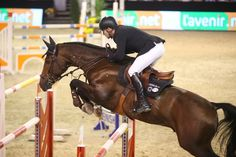 Romain Duguet holds on to his lead in the Longines FEI World Cup Western European League | World of Showjumping