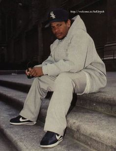 official photos a13fd d8ea0 Eazy-E wearing Nike Cortez G Funk, Hip Hop Rap, Thug Life,