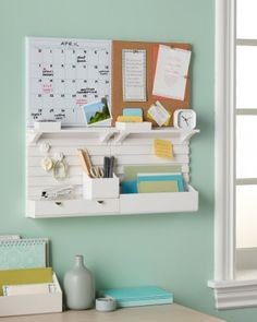 """See+the+""""Put+Your+Walls+to+Work+""""+in+our+Martha+Stewart+Home+Office+with+Avery+Exclusively+at+Staples+gallery"""