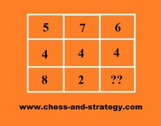 Solve the puzzle - www.chess-and-strategy.com