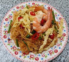 Cooking with Lu: Tom Yum Beehoon