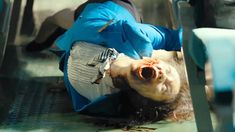 Starring: Yoo Gong, Dong-seok Ma and Yu-mi Jeong Train to Busan Official Trailer 2 - Yoo Gong Movie While a zombie-virus breaks out in South Korea, a . Best Zombie Movies, Horror Movies On Netflix, Best Horror Movies, Horror Films, Scary Movies, Good Movies, Gong Yoo, Train To Busan, Zombie News