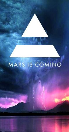 Thirty Seconds to Mars Mars is coming