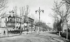 Paseo de Sagasta, 1928