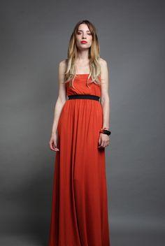Maxi Dress von Créme