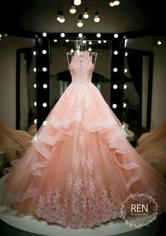 Cute Dresses For After Prom Cute Prom Dresses, Ball Dresses, Pretty Dresses, Homecoming Dresses, Formal Dresses, Wedding Dresses, Pink Ball Gowns, Wedding Bridesmaids, Sparkly Dresses