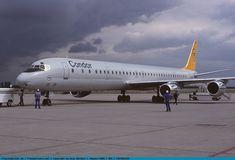 Foto Condor Douglas DC-8-73CF D-ADUC