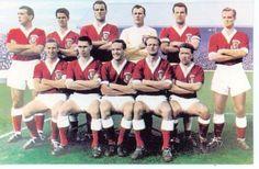 1958 Wales