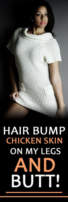 """There was a lively discussion going on recently in an online forum that I'm part of. Sharing began to happen around how to get rid of hair bumps also called """"chicken skin"""". Hair Bumps, Beauty Tips, Beauty Hacks, Bump Hairstyles, Chicken Skin, Skin Tips, Crochet Top, Hair Makeup"""