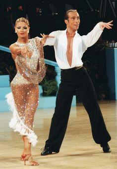 Latin ballroom dance is my passion
