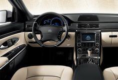 Maybach Luxury Car Interior - Bing Images