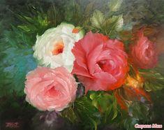 Garry & Kathwren Jenkins, США - Цветочные фантазии. Цветы для творчества.