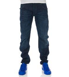 G-STAR MENS ARC ZIP 3D SLIM JEAN Blue