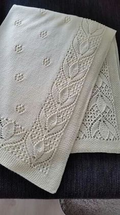 Baby Knitting Patterns Lace Image interface for tulip lace knitting pattern Baby Knitting Patterns, Knitting For Kids, Lace Knitting, Knitting Stitches, Knitting Designs, Baby Patterns, Crochet Patterns, Knitted Baby Blankets, Baby Blanket Crochet