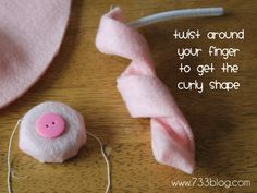 seven thirty three - - - a creative blog: The Two Little Pigs...