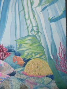 ** Art Barcelona **: Fondo del mar