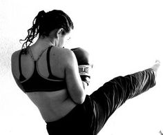 Martial Arts Inspired Workout