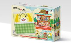 On Sept. 25 the New Nintendo system will launch in the U. as part of a special bundle, which includes the new hand-held system, the upcoming Animal Crossing: Happy Home Designer game, two cover plates and one amiibo card (Photo: Business Wire) Nintendo 3ds, Animal Crossing, Video Game News, News Games, Video Games, 3d Camera, 3d Mode, New 3ds, House Design