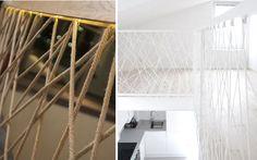   Pasamanos modernos para escaleras de diseño