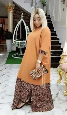 Latest African Fashion Dresses, African Print Dresses, African Print Fashion, African Dress, Abaya Fashion, Fashion Outfits, October Outfits, African Blouses, Mode Abaya
