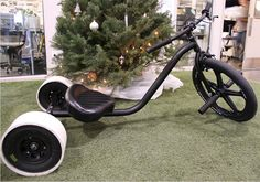 Video: Local Motors' latest project is this adult drift trike - http://www.justcarnews.com/video-local-motors-latest-project-is-this-adult-drift-trike.html