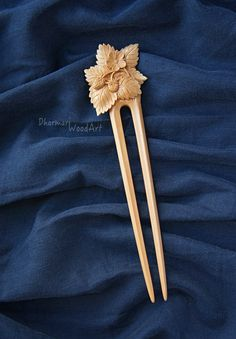 Handcarved wooden Strawberry hairfork by DharmariWorkshop, for sale. www.istagram.com/dharmari_wood_art #wood_art #gift_for_her #hairpin #comb #wooden_comb #wooden_hairpin #fork #hairstick #original_gift #handmade_gift #DharmariWoodArt #woodcarving #Dharmari #hair_decoration #hair_accessories #hair_stick #wooden_hair_stick#hair_pin#flower_in_hair#wood_carving#strawberry#woodworking