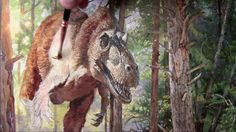 "Gurney Journey: Prehistoric Times Reviews ""Tyrannosaurs"""