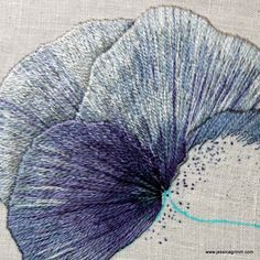 Image result for silk shading embroidery tutorial
