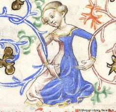 Book of Hours, MS M.866 fol. 171r - Images from Medieval and Renaissance Manuscripts - The Morgan Library & Museum