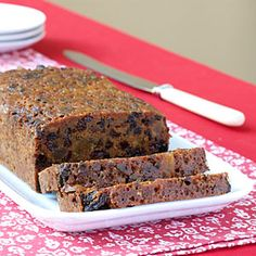 Real Old-Fashioned Fruitcake Recipe - looks a lot like the one Grandma made. Will have to try.