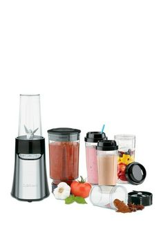 Cuisinart SmartPower Compact Portable Blending/Chopping System by Ingram Micro on @HauteLook