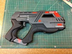 M-6 CARNIFEX Heavy Cannon (Mass Effect 3)