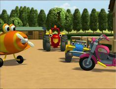 Farm Tractor Tom, Tractors, Toms